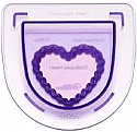 Clearance - Wilton Sugar Sheet Cutting Insert - Heart