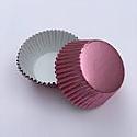 GD Foil Standard Baking Cups - Light Pink