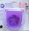 Clearance - Wilton Sugar Sheet Cutting Insert - Flower