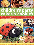 Children's Party Cakes & Cookies Book