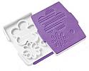 Button Flower Fondant Cut and Press Set