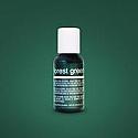 Chefmaster Gel Paste - Forest Green 0.70 oz.
