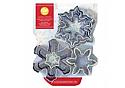 Snowflake Metal Cookie Cutter Set - 7 Piece