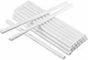 12.5 in. Plastic Dowel Rods