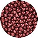 5mm Bordeaux Dragees - 3.7 oz.