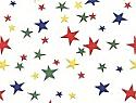 """Primary Stars Cello Bag - 3.5"""" x 2"""" x 7.5"""""""