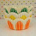 Flower Petal - Colored Fluted Flower Petal Standard Baking Cups