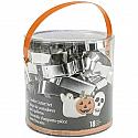 Halloween Cookie Cutter Set  - 18 Piece
