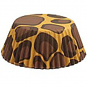 Animal Print - Leopard Baking cups