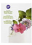 How to Make Beautiful Gum Paste Flowers Book