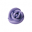 Royal Icing Roses - Small Lavender