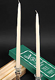 "12"" Ivory - Premium Hand Dipped Candles"
