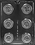 #50 Chocolate Cookie Mold
