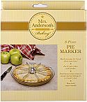 8 Piece Pie Marker