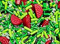 Watermelon Sparkle Party Mix 3oz.