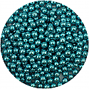 5mm Blue Dragees - 3.7 oz.