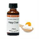 Orange Cream Flavor - 1 ounce