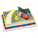 Cars 3 - Ahead of the Curve Cake Topper Set