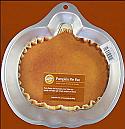 Wilton Pumpkin Pie Pan