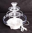 Rental Item - Water Fountain Set (fountain & plates/pillars)