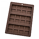 Chocolate Bar Silicone Mold