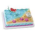 Little Mermaid Cake Topper Kit