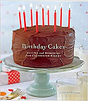 Birthday Cakes Book