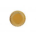 """Swirl Plate Single Portion Cardboard - 3 5/8"""""""