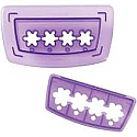 Clearance - Wilton Sugar Sheet Cutting Insert - Flower Chain